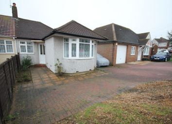 Thumbnail 2 bed bungalow for sale in Edendale Road, Bexleyheath