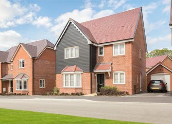 "Thumbnail 4 bedroom detached house for sale in ""Mitford"" at Worthing Road, Southwater, Horsham"