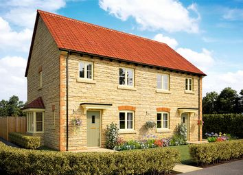 Thumbnail 2 bed semi-detached house for sale in The Tetbury, Florence Gardens, Chipping Sodbury, South Gloucestershire