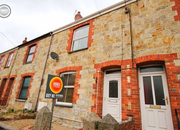 Thumbnail 2 bed terraced house for sale in Moorland Road, St Austell