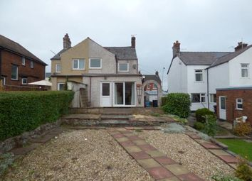 Thumbnail 3 bed semi-detached house for sale in Liverpool Road, Buckley, Flintshire