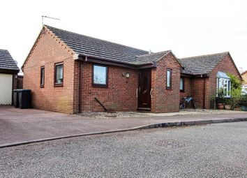 Thumbnail 2 bedroom bungalow for sale in Chestnut Drive, Soham, Ely