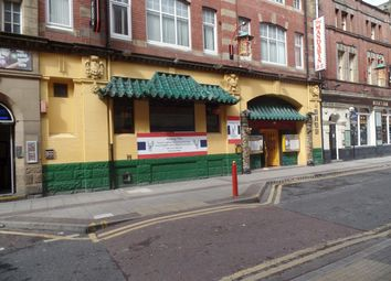 Thumbnail Restaurant/cafe for sale in Stowell Street, Newcastle Upon Tyne