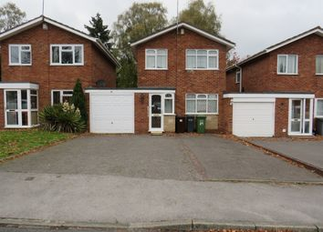 Thumbnail 3 bed link-detached house for sale in Myton Drive, Shirley, Solihull