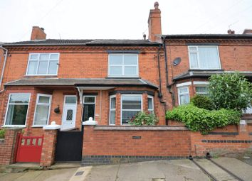 Thumbnail 3 bed terraced house for sale in 2 Ellesmere Avenue, Lincoln
