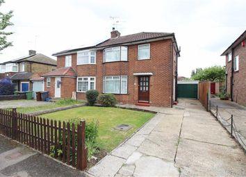 Thumbnail 3 bed semi-detached house for sale in Thornbury Gardens, Borehamwood