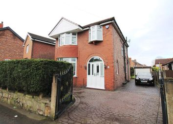 Thumbnail 3 bedroom detached house for sale in Humphrey Lane, Urmston, Manchester