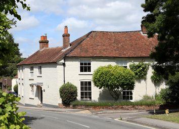 Newbury Road, Kingsclere, Newbury, Hampshire RG20. 4 bed semi-detached house