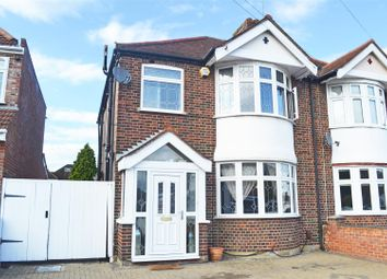 Thumbnail 3 bed semi-detached house for sale in Roxborough Avenue, Isleworth