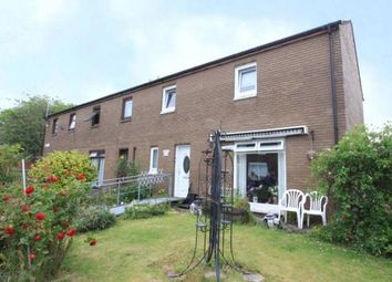 Thumbnail 4 bed end terrace house for sale in Millroad Drive, Calton, Glasgow