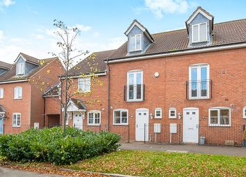 Thumbnail 3 bed terraced house for sale in Vale Drive, Hampton Vale, Peterborough