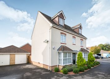 Thumbnail 5 bed detached house for sale in Blunt Road, Beggarwood, Basingstoke