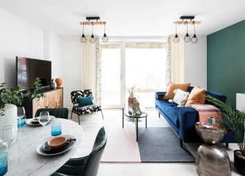Thumbnail 1 bed flat for sale in East Ham Industrial Estate, Newham Way, London