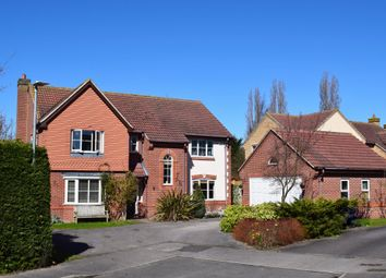 Thumbnail 5 bed detached house for sale in Walkers Close, Bottesford