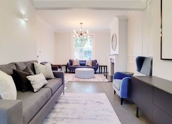 Thumbnail 4 bed property to rent in St John's Wood Terrace, London