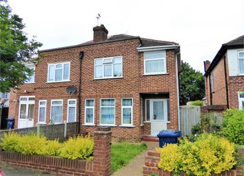 Thumbnail 3 bed semi-detached house for sale in Wyresdale Crescent, Perivale, Greenford, Greater London