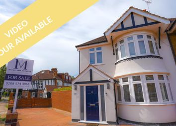 Greencroft Road, Hounslow TW5. 3 bed semi-detached house for sale