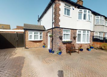 Thumbnail 3 bed semi-detached house for sale in Park Avenue, Eccleston Park, Prescot