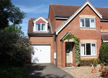 Thumbnail 3 bedroom semi-detached house to rent in Mitchell Close, Hemingford Grey, Huntingdon