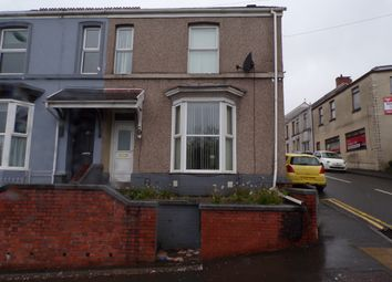 Thumbnail 4 bed semi-detached house to rent in Pentrepoeth Rd, Morriston, Swansea