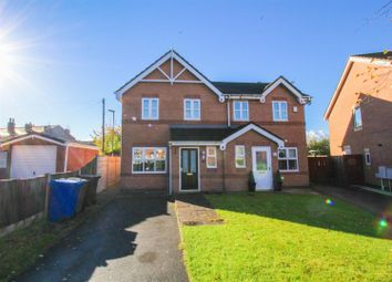Thumbnail 3 bed semi-detached house for sale in Lyon Road, Wigan