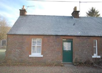Thumbnail 1 bed end terrace house to rent in Loanfoot Cottages, Skirling, Biggar