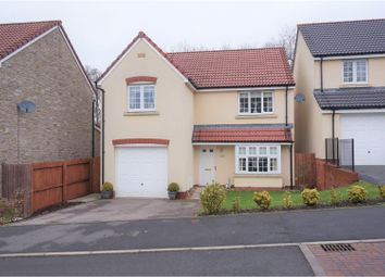 Thumbnail 4 bed detached house for sale in Tirfilkins Close, Blackwood