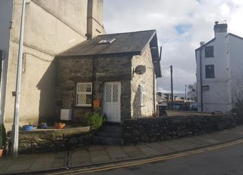 Thumbnail 2 bed end terrace house for sale in Bank Place, Porthmadog, Gwynedd
