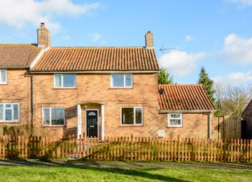 Thumbnail 3 bed semi-detached house to rent in Cordell Place, Long Melford, Sudbury