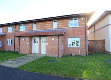Thumbnail 3 bed terraced house to rent in Edward Pease Way, Darlington