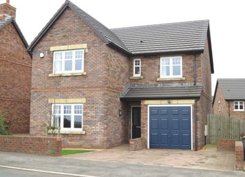 Thumbnail 4 bed detached house for sale in Woodville Way, Whitehaven, Cumbria