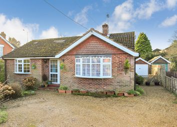 Thumbnail 3 bed detached bungalow for sale in Twynhams Hill, Shirrell Heath, Southampton