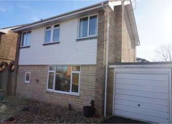 Thumbnail 3 bed detached house for sale in Rogerson Close, Cowes