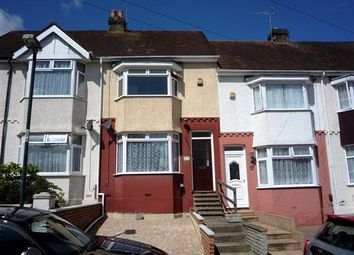 Thumbnail 3 bed terraced house to rent in Cottall Avenue, Chatham
