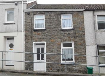 Thumbnail 3 bed terraced house to rent in Strand Street, Mountain Ash