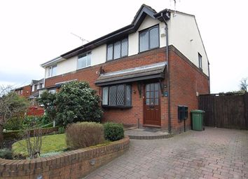 Thumbnail 3 bed semi-detached house for sale in Thornbeck Avenue, Hightown, Liverpool