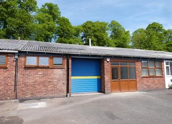 Thumbnail Light industrial to let in Midland House, Cross Street, Oadby, Leicestershire