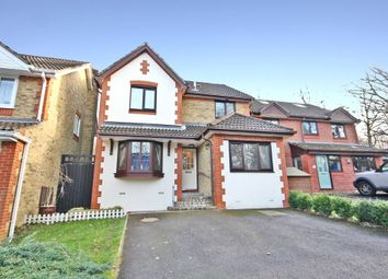 Thumbnail 3 bed detached house for sale in Hemingway Gardens, Whiteley, Fareham