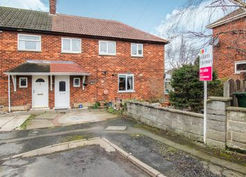 Thumbnail 3 bedroom semi-detached house for sale in Ranby Road, Scunthorpe