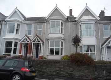 Thumbnail 4 bed terraced house for sale in Old Road, Llanelli