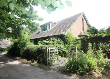 Thumbnail 4 bed detached house for sale in Pony Farm, Findon Village