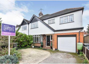 3 bed semi-detached house for sale in Hillside Grove, Tile Kiln, Chelmsford CM2