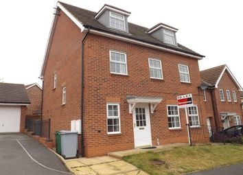 Thumbnail 5 bed property to rent in Dodsley Way, Clipstone Village, Mansfield
