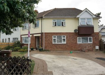 Thumbnail 4 bed semi-detached house for sale in Wigmore Road, Gillingham