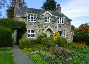Thumbnail 3 bed cottage to rent in Cefndyrys, Builth Wells