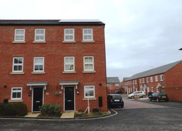Thumbnail 4 bed town house for sale in Arnhem Way, Saighton, Chester, Cheshire