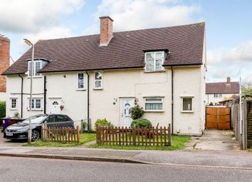Thumbnail 3 bedroom semi-detached house for sale in Burnell Rise, Hertfordshire