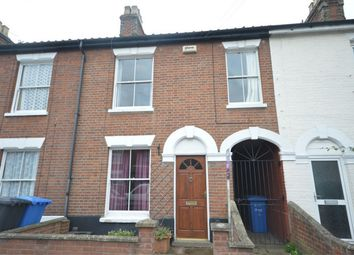 Thumbnail 3 bedroom terraced house for sale in Cyprus Street, Norwich