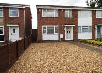 Thumbnail 3 bed semi-detached house for sale in Hartland Avenue, Bedford, Bedfordshire