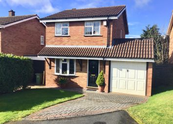 3 bed detached house for sale in Kendal Close, Stafford ST17